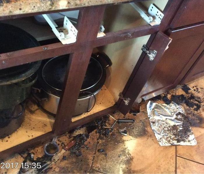 Kitchen Fire in St. James, MO